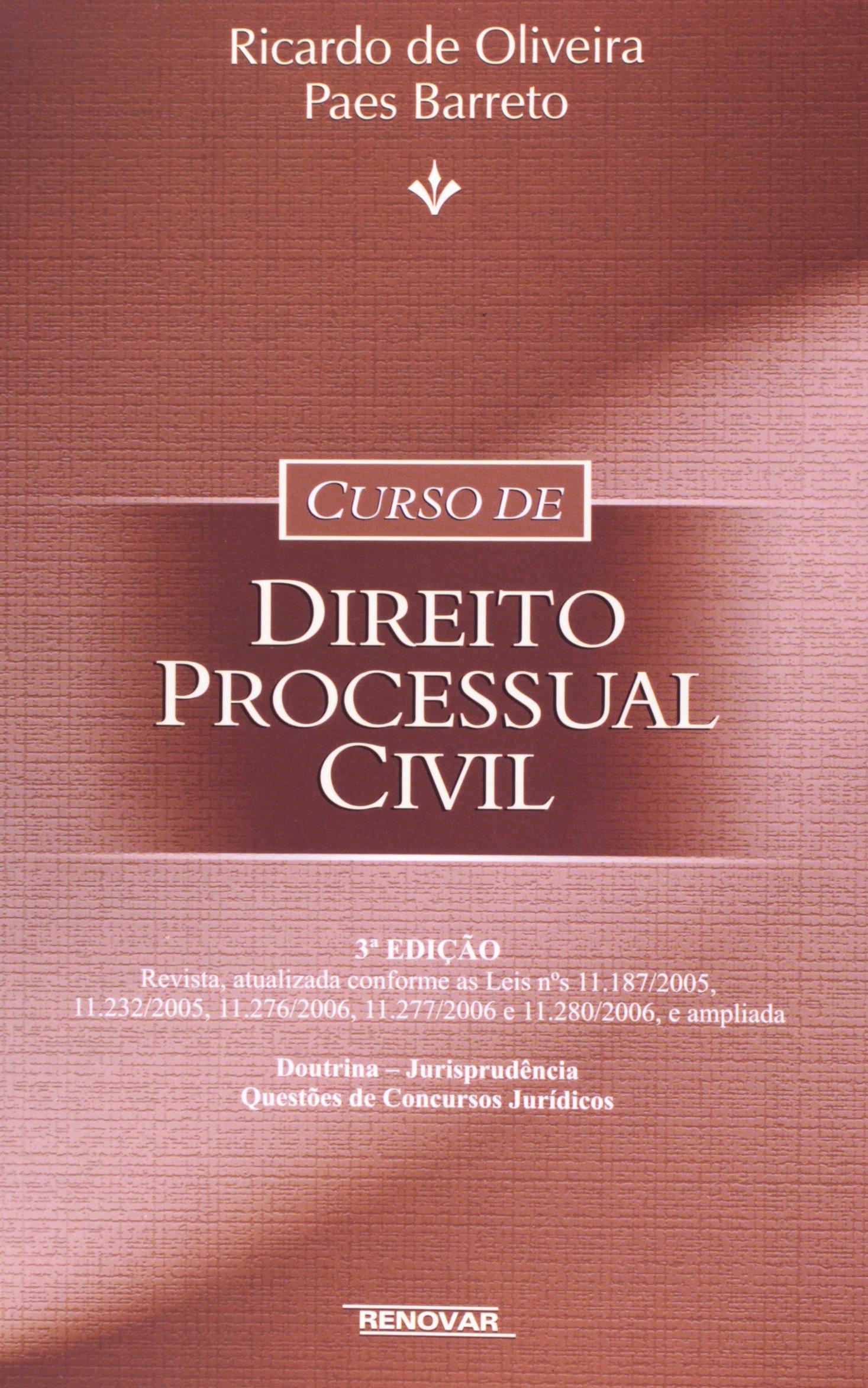 Download Curso De Direito Processual Civil ebook