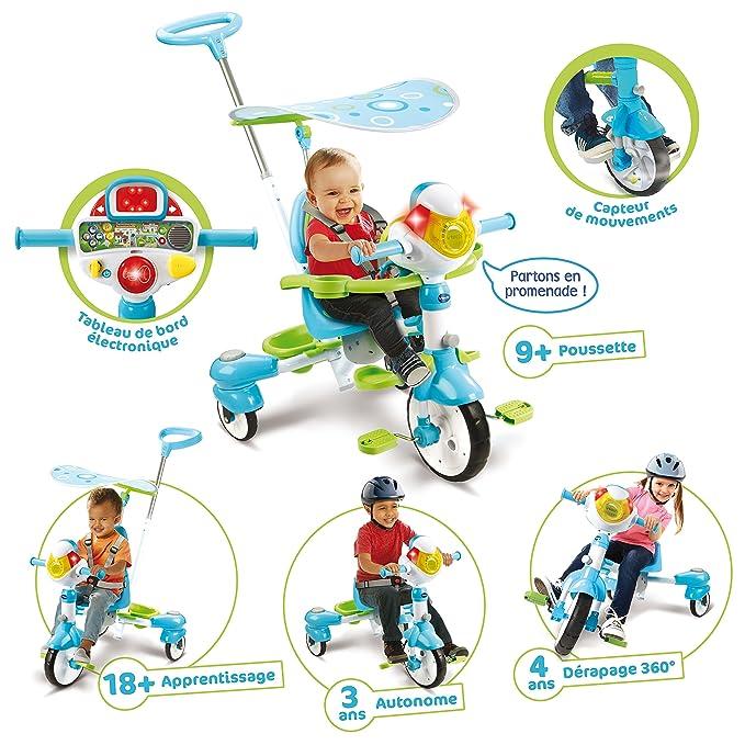 Vtech 196805 super tricycle interactif 6 en 1 bleu amazon vtech 196805 super tricycle interactif 6 en 1 bleu amazon jeux et jouets fandeluxe Gallery