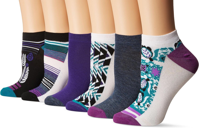 UNIONBAY Womens Fashion No Show Sock