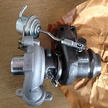 Transit Parts UK Turbocompresor Turbo de Citroen C3, C4, Berlingo 1.6 HDI 75/90/92PS TD025 49173 - 07508: Amazon.es: Coche y moto