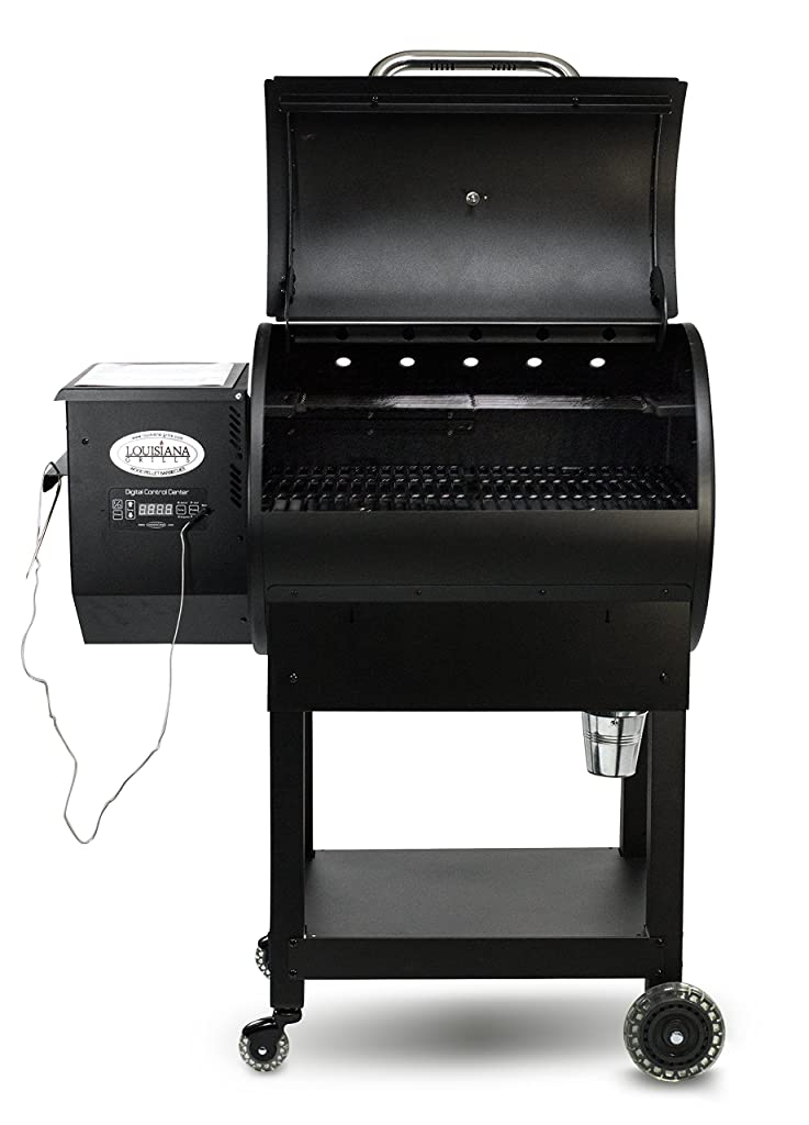 Louisiana Grills 60700-LG700 LG 700 Pellet Grill, 707 Square Inch