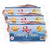Ray's Country Ham - 2 1/4 lb. 3-Pack - Blue Ridge Mountain Cured