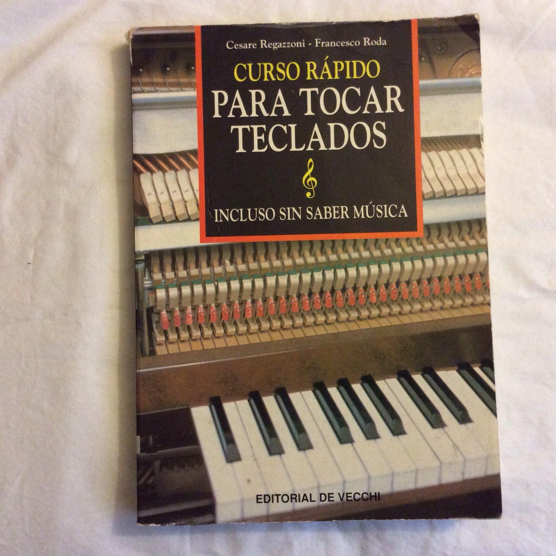 Curso Rapido Para Tocar Teclados (Spanish Edition) (Spanish) Paperback – November, 2000