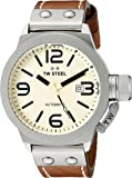 TW Steel Men's CS15 Analog Display Automatic Brown Watch bu