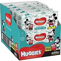 Huggies Disney Salviette per Bambini, 560 Pezzi, Modelli Assortiti