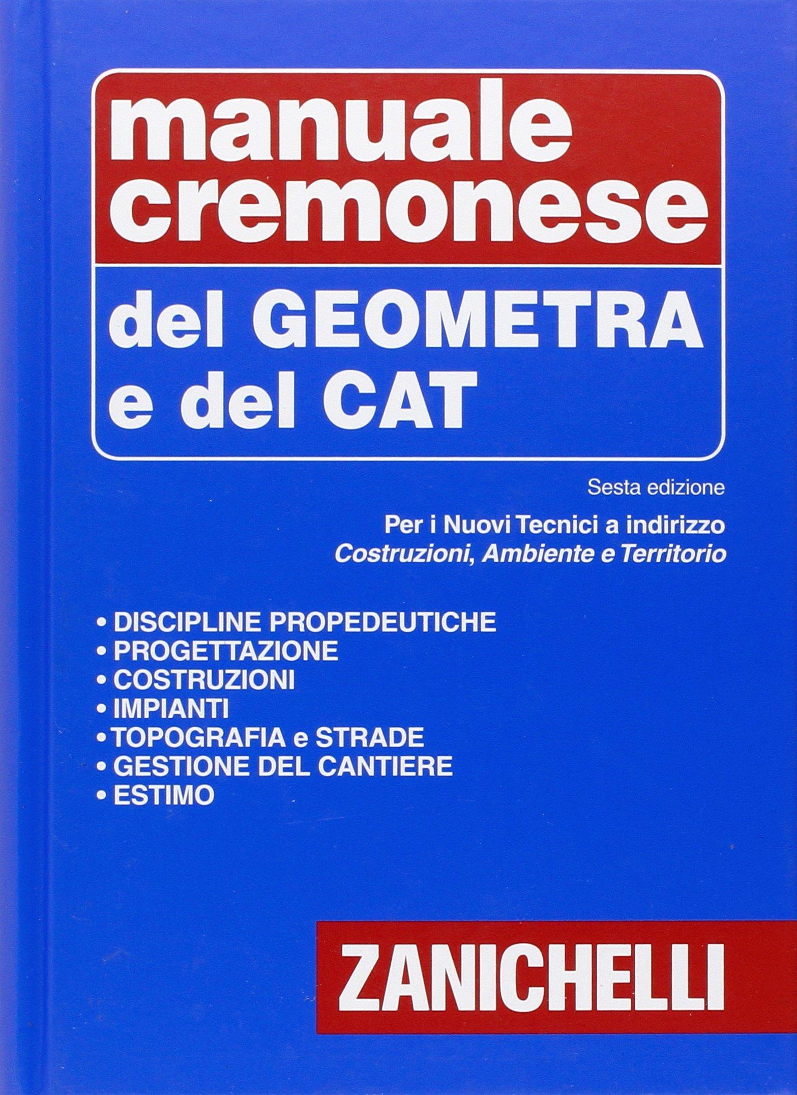amazon it manuale cremonese del geometra e del tecnico cat aa vv rh amazon it manuale del geometra hoepli usato manuale del geometra hoepli amazon