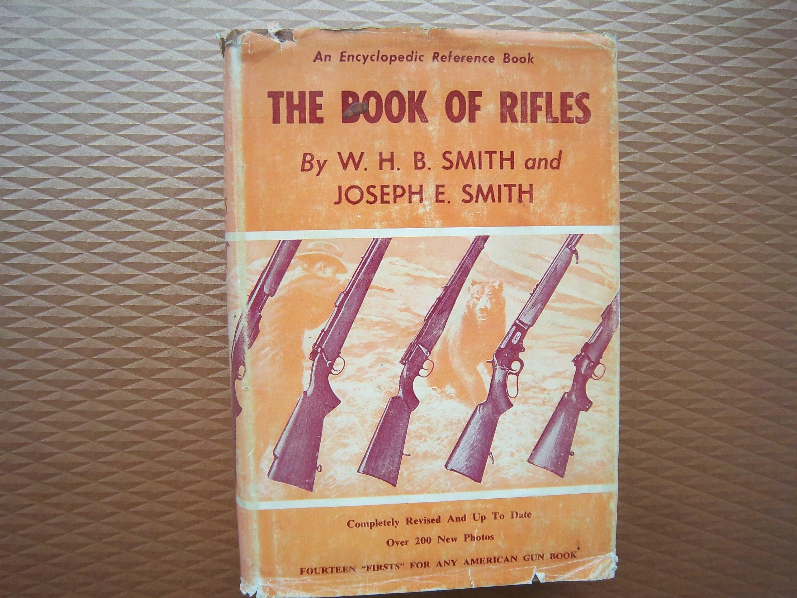 Book of Rifles: W  H  Smith, Joseph Smith: 9789993618140