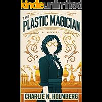 The Plastic Magician (A Paper Magician Novel) book cover