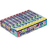 Mentos Caramelo Masticable con Sabor a Frutas Rainbow - 20 unidades de 38 gr/ud