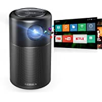 Anker Nebula Capsule Smart 100-Lumens DLP Portable Pico Wifi Wireless Projector