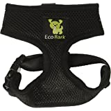 The Original EcoBark Control Dog Harness 4-65 lbs; No Pull & No Choke Design, Luxurious Padded Vest, Eco-Friendly, For Puppies and Dogs