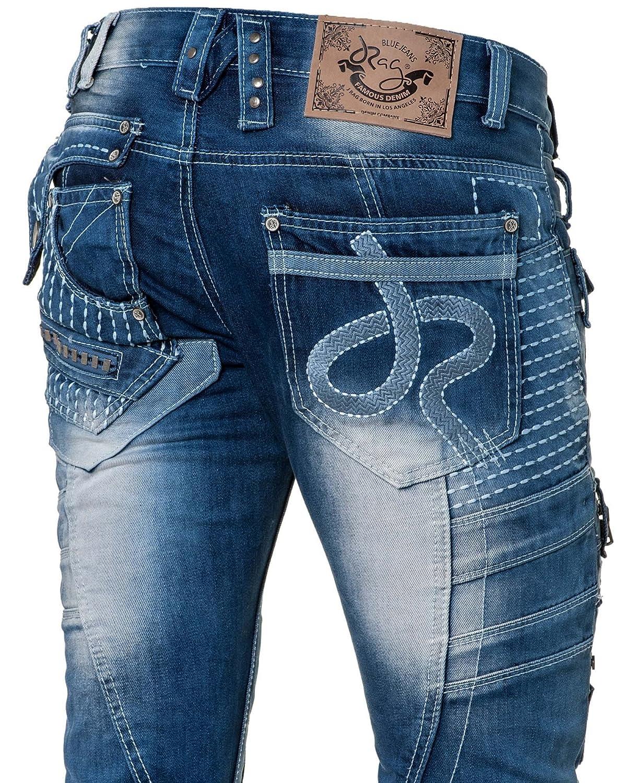 Jeans homme coupe classique