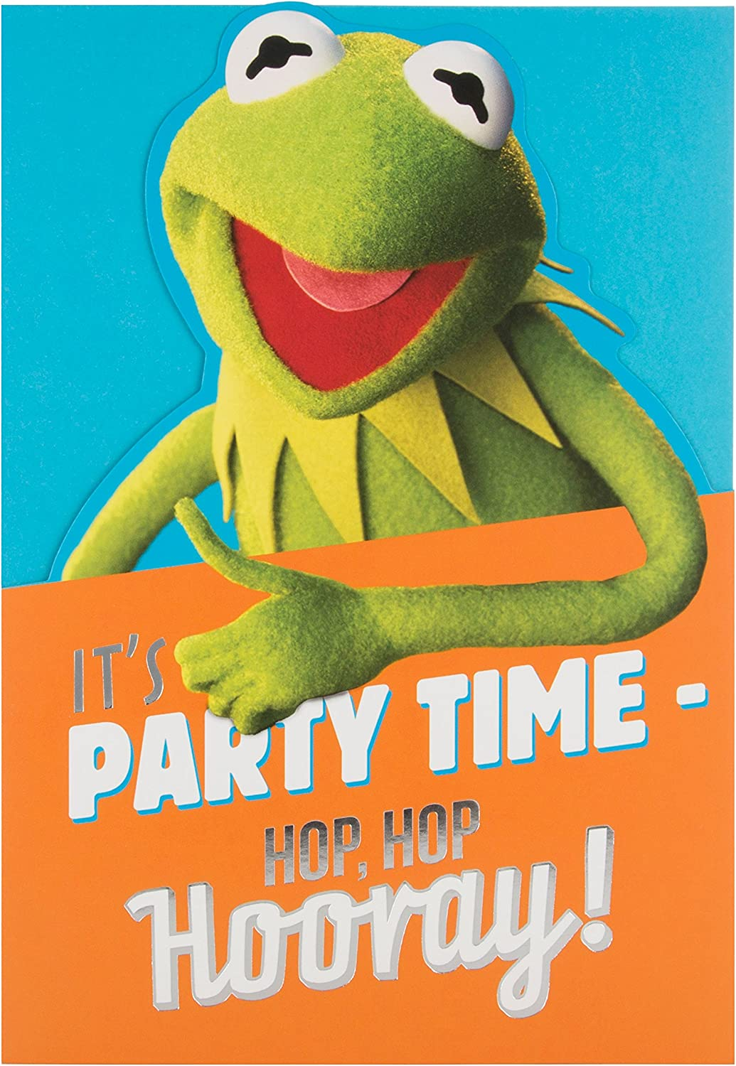 Funny Birthday Card Ideal Gift Card for Birthday The Muppets Birthday Card Animal Birthday Card Friend Disney Gifts
