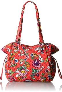 7c589dba7bf7 Amazon.com: Vera Bradley Reversible Tote Bag Purse Call Me Coral: Shoes