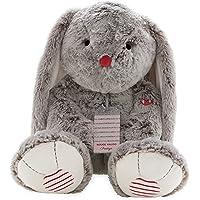 Kaloo Rouge XL Prestige Rabbit-Grey Plush