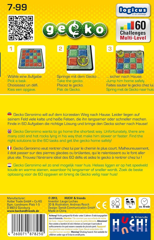 Für 1 Spieler Spiel Deutsch 2013 Gecko 10 Minuten Sonstige Spielzeug-Artikel