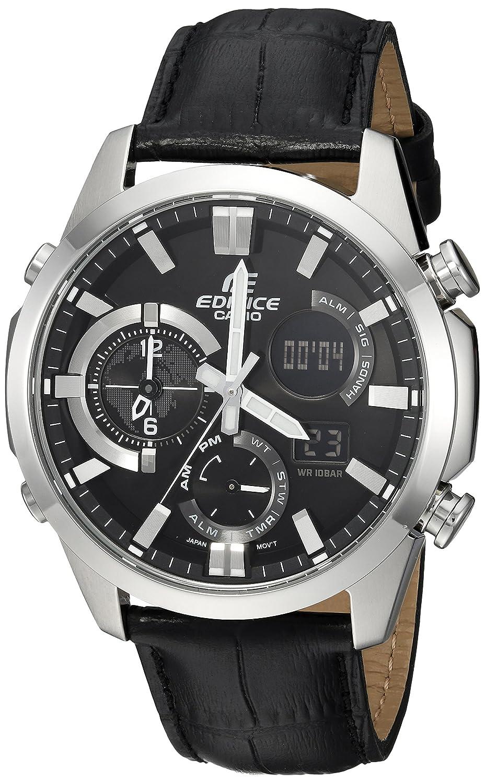 Casio Men S Edifice Quartz Stainless Steel Casual Watch Color