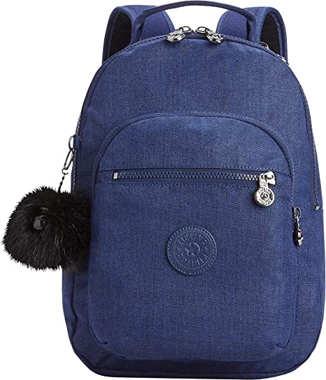 Kipling Leisure Backpack CLAS Seoul S Basic Plus Sintético 10 Litro 34,5 x 26 x 13 cm (H/B/T) Mujer Mochilas (KI2642): Amazon.es: Deportes y aire libre