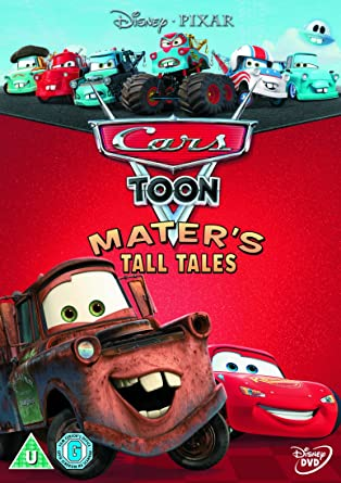 Cars Toons Mater's Tall Tales (2017)