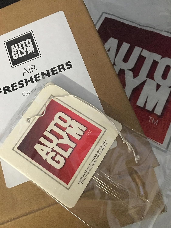 Autoglym Hanging Air Freshener X 5