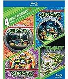 4 Film Favorites: Teenage Mutant Ninja Turtles Collection [Blu-ray]