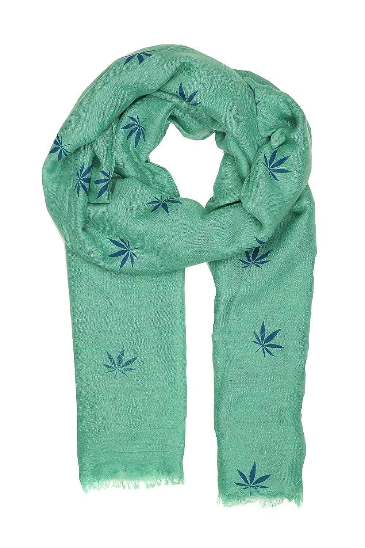Sakkas Womens Nichole summer gauze featherweight patterned versatile sheer scarf wrap 5055861850832