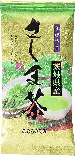 野村産業 のむらの茶園 茨城県産さしま茶 100g