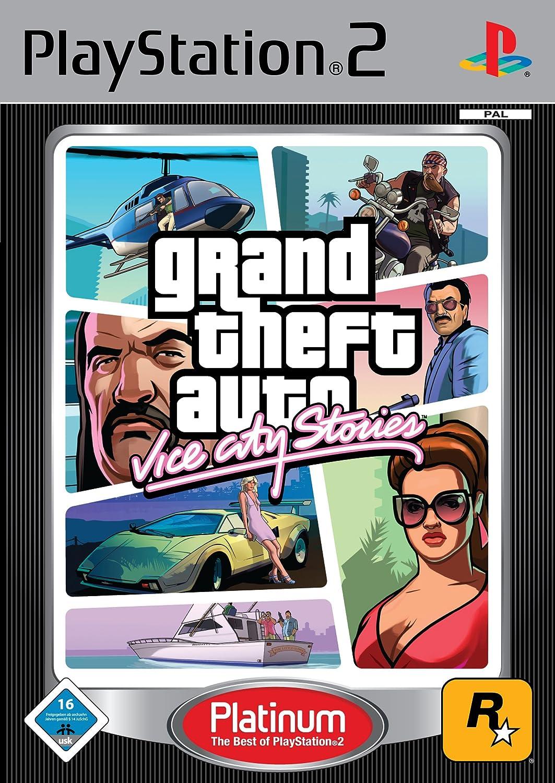 Grand Theft Auto: Vice City Stories [Platinum] [Importación Alemana]: Amazon.es: Videojuegos