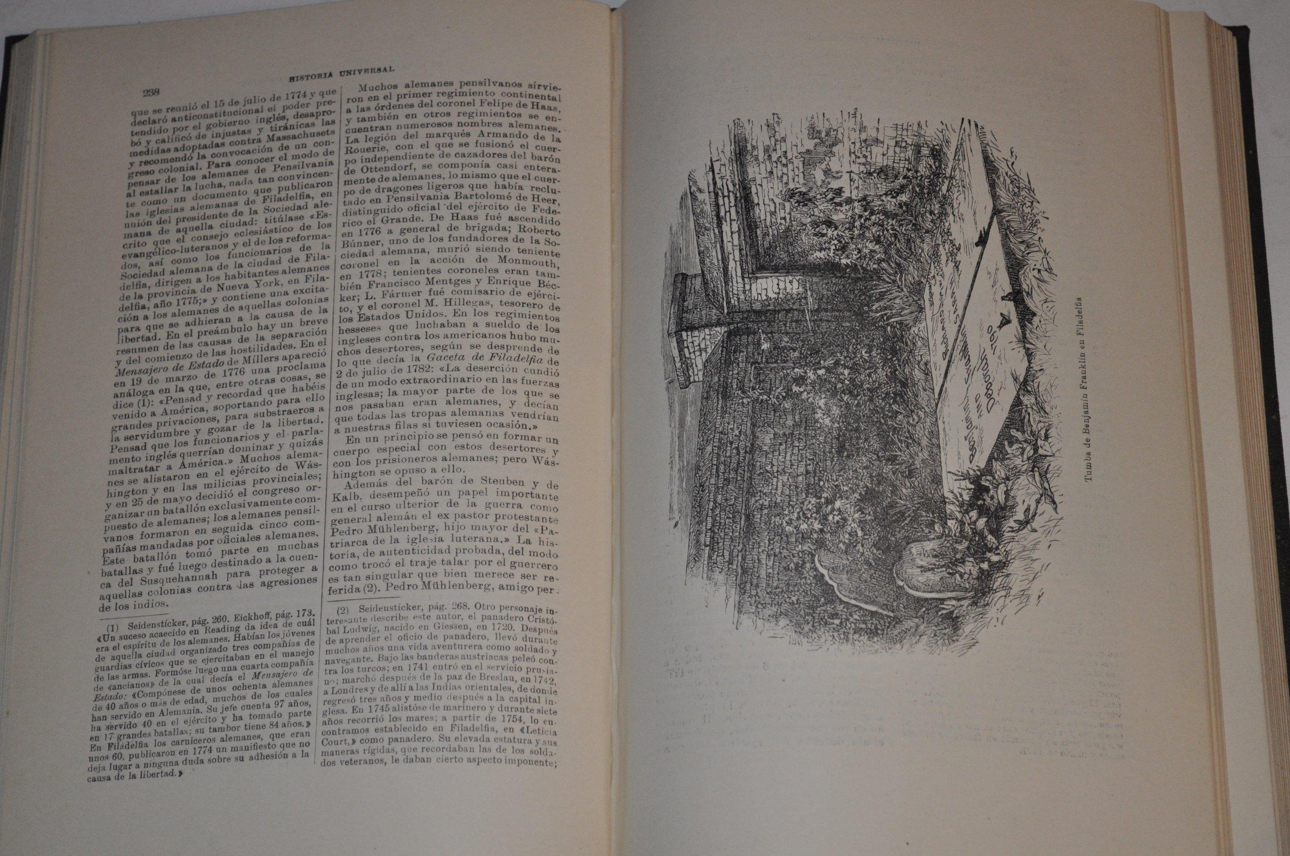 Historia Universal. Tomo XXXVII.: Amazon.es: GUILLERMO ONCKEN (DIR.): Libros