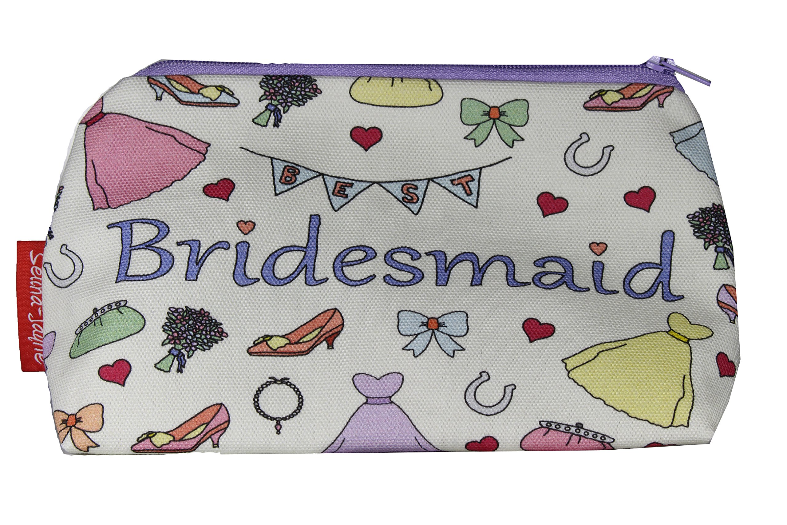 Selina-Jayne Bridesmaid Limited Edition Designer Toiletry Bag