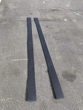 ABS DYNAMICS Universal Side Skirt Panel Bottom LINE CS Style Side Skirt Extension 82