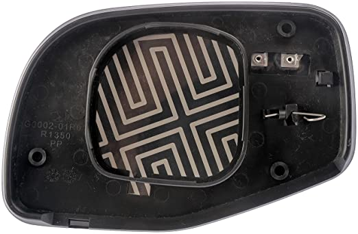 Dorman 56172 Ford//Lincoln//Mercury Passenger Side Heated Plastic Backed Door Mirror Glass