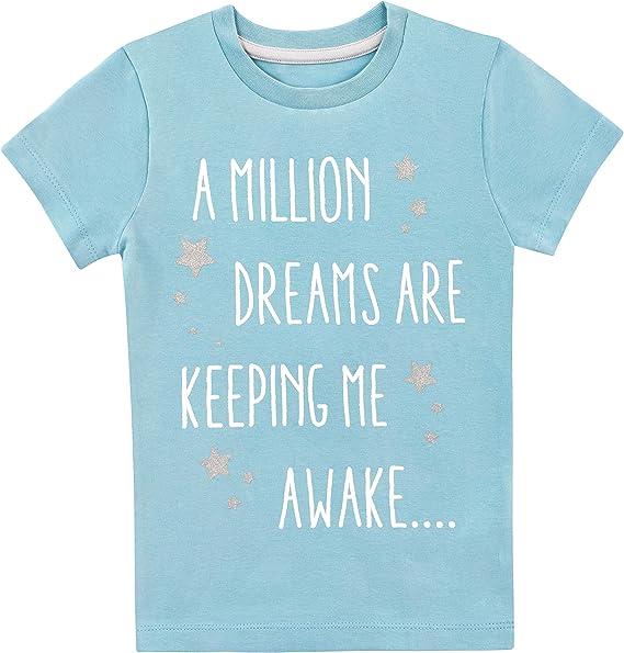 Amazon.com: Character US Girls The Greatest Showman Pajamas ...