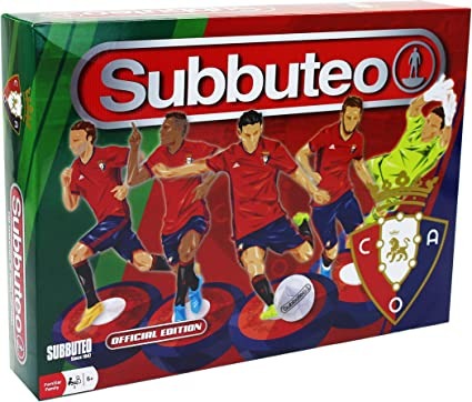 Eleven Force Subbuteo Playset Ca Osasuna (81953), Multicolor ...