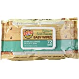 Earth's Best Tender Care Baby Wipes - Resealable Top - 72 ct