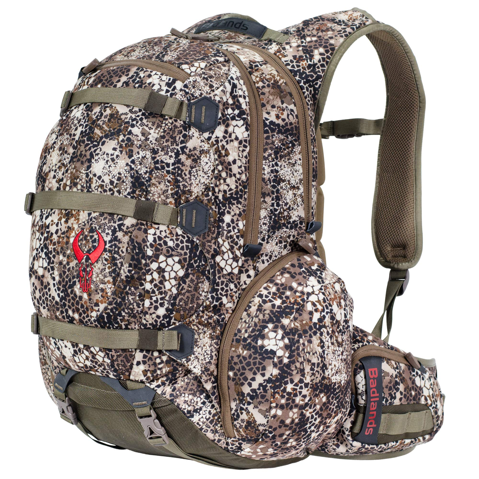 Badlands Superday Camouflage Hunting Backpack - Rifle and Pistol Compatible, Approach FX by Badlands