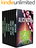 Tentacle Shorts Bundle 1 to 7: 7 steamy tales of Abducted Fertile Humans, Tentacle Menage more!