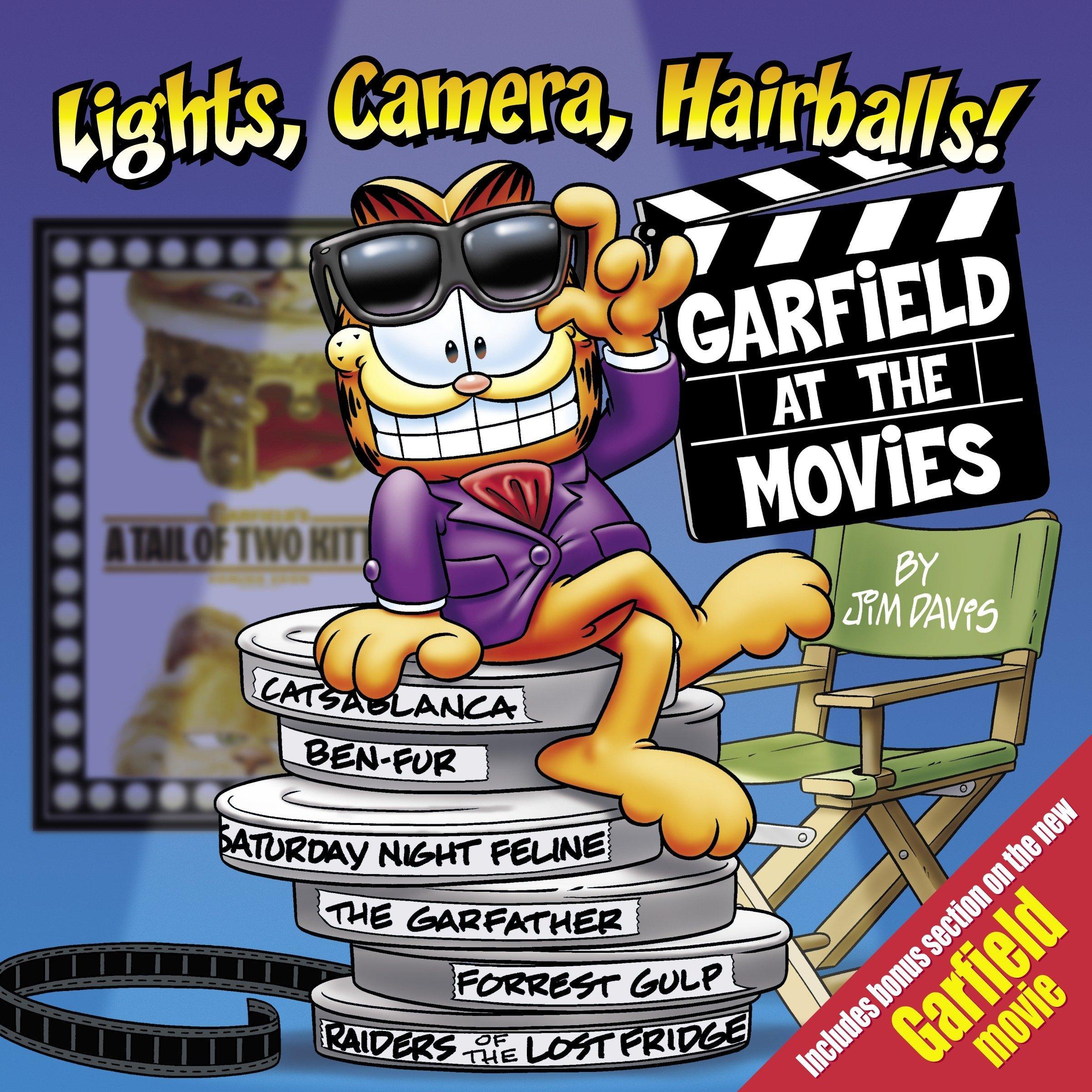 Download Lights, Camera, Hairballs!: Garfield at the Movies pdf