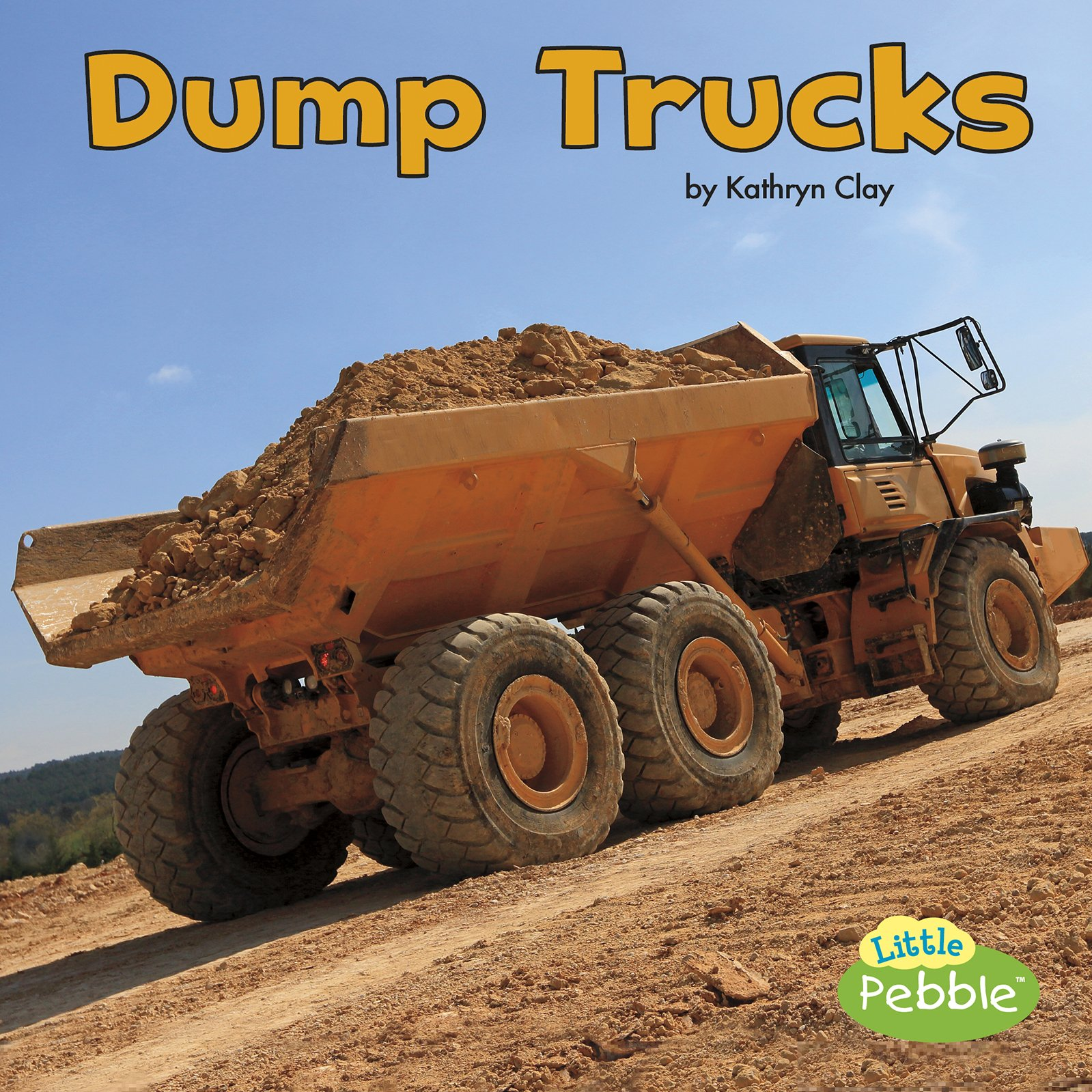 Dump Trucks (Construction Vehicles at Work) pdf