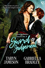 Sword of Judgement (Crimson Realm Chronicles Book 4) Kindle Edition