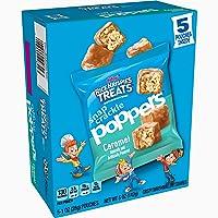 Kellogg's Rice Krispies Treats Snap, Crackle, Poppers, Crispy Marshmallow Squares...