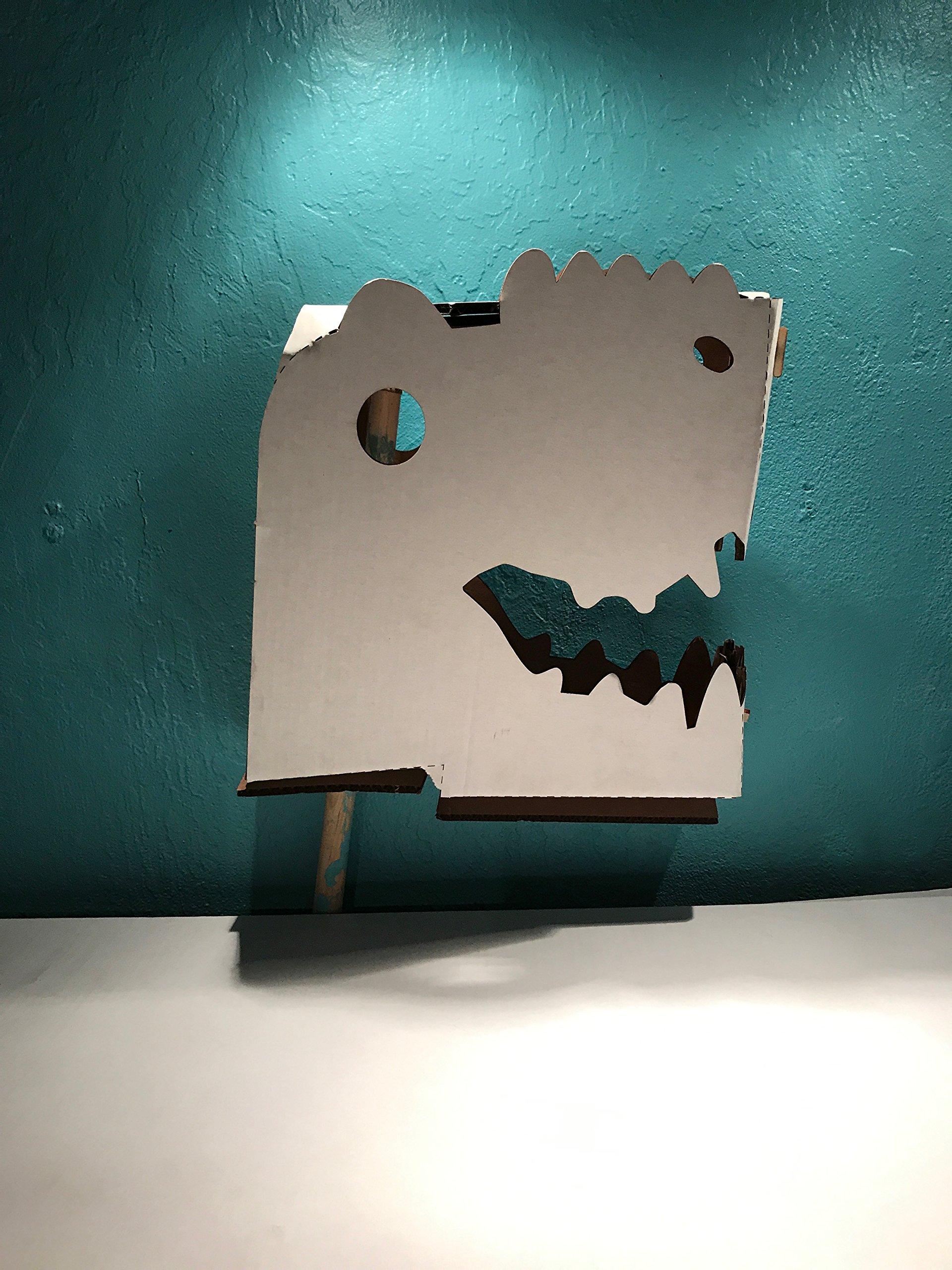 T-REX Dinosaur Toys Gifts for Boys,T-rex Head Stic, Dinosaur Head for Boys