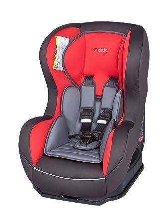 nania cosmo sp car seat in race red black 0 to 4 years amazon co rh amazon co uk nania car seat installation nania imax car seat manual