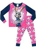 Disney Zootropolis - Pigiama a maniche lunghe per ragazze - Zootropolis