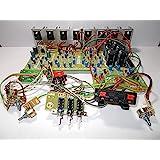 5000 Watt Power Ampifier Board, 8 mosfet Based Power Ampifier, 15 inch Woofer can Easily Run