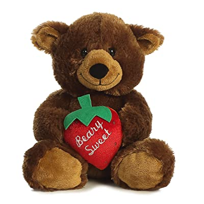 "Aurora World Beary Sweet Plush, 10.5"": Toys & Games"