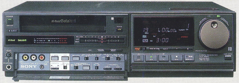 SONY SL-HF3000 ベータデッキ (premium vintage) B0046QD93E