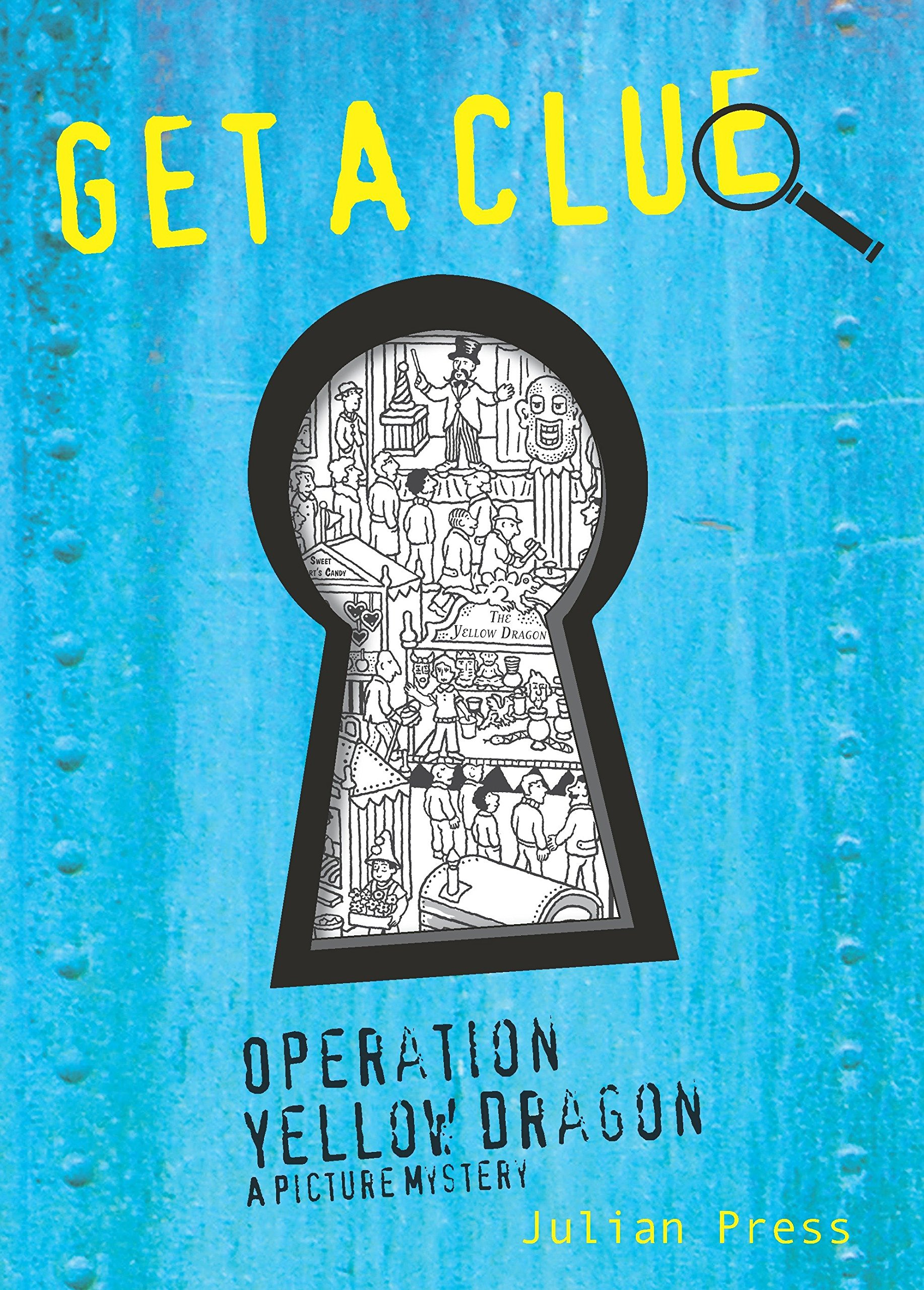 Operation Yellow Dragon #3 (Get a Clue Band 3)