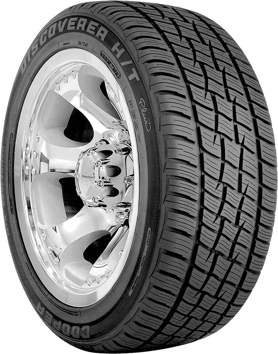 Cooper Discoverer All-Season Wet Weather Tire