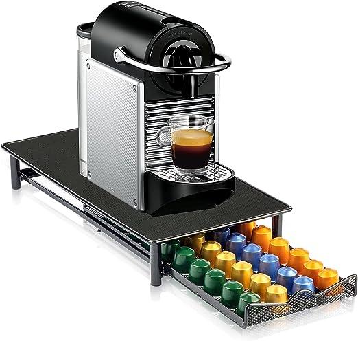 Cajón Dispensador de Cápsulas de Café y Soporte para Máquina de ...